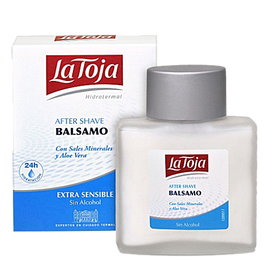 La Toja: After Shave Balsamo - Extra Sensible - 100ml