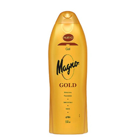 Magno Gold Exclusive - Duschgel - 550 ml