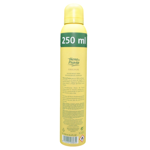 Heno de Pravia - Deo-Spray Original - 250 ml