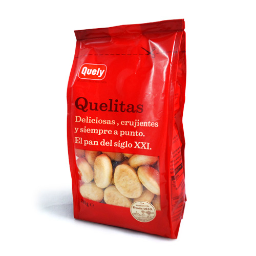 Quely: Quelitas - knusprige Mini-Brotsnacks nach traditionellem Rezept