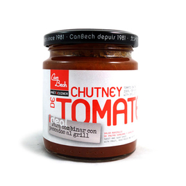 Can Bech: Chutney de Tomate - Tomatenchutney mit...
