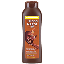 Tulipan Negro: Gel Chocolate Praliné Temptation - 720ml