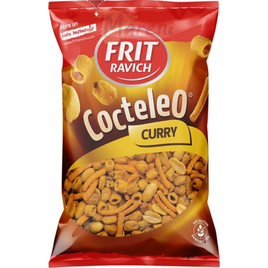 Frit Ravich Cocteleo Curry - 180g