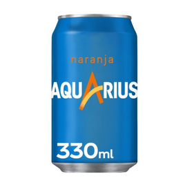 Aquarius Orange - Aquarius Naranja - Dose à 33 cl