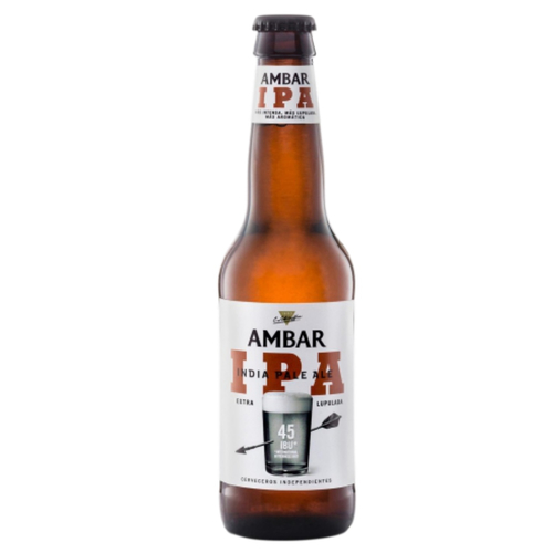 Ambar IPA Indian Pale Ale- 33cl-Flasche